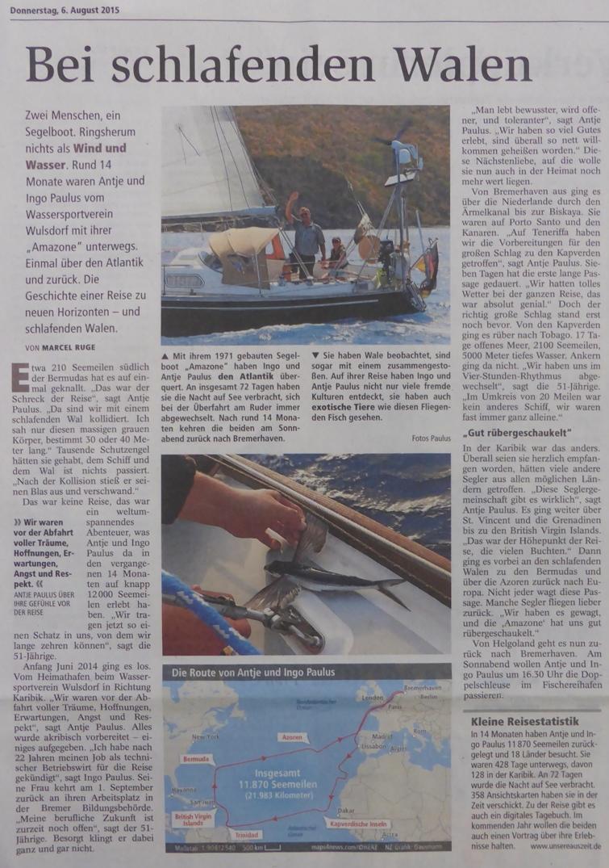 Ansichtskarte Norge Monte Rosa Hell Und Durchscheinend Im Aussehen Auf Hoher See An Bord Des M.s